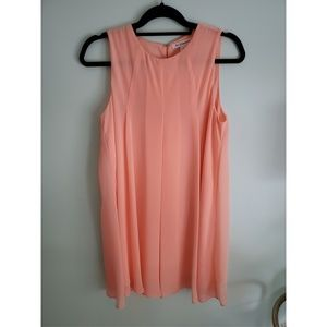 BCBGeneration Peach Dress S